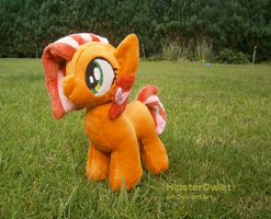 Handmade Babs Seed Plushie by HipsterOwlet