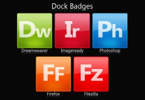 Dock Badges by mrd2345