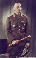 Hitler's Warriors - Rommel The Hero by KraljAleksandar