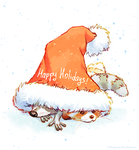 Happy holidays! by Mar-ka