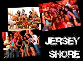 Jersey Shore Wallpaper 2 by morbidreverie46