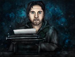 My name is Alan Wake and I'm a writer... by SeaCat2401