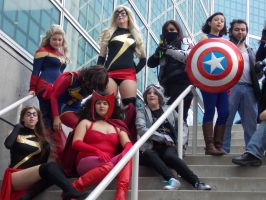 AX2014 - Marvel/DC Gathering: 037 by ARp-Photography