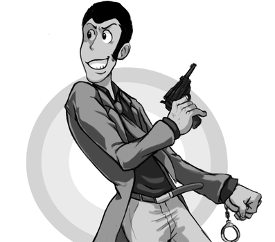 Lupin the Third by ScittyKitty