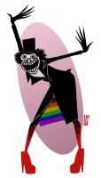 The Babadook by edgar1975
