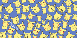 Pikachu Spam by pikaira