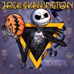 Jack Skellington, welcome to your nightmare by jimspon