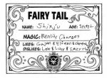 My Fairy Tail Card by UsoppLover4EVER
