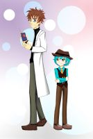 Doofenshmirtz n Perry by Mountshire