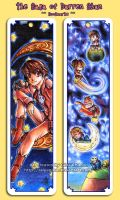 Darren Shan Bookmarks WHEEE by SaiyaGina