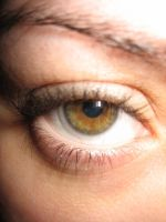 My eye - the photo by eightdaysearly