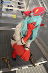 Scanty and Fastener cosplay by Rael-chan89