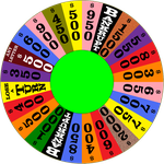 Bill McDee's Wheel of Fortune On the House Layout by germanname