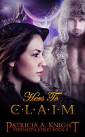Hers To Claim Book Cover by Everpage