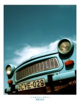 trabant 601s by nonsensible