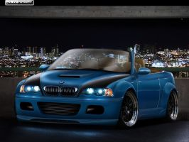 BMW M3 Cabrio by roleedesign