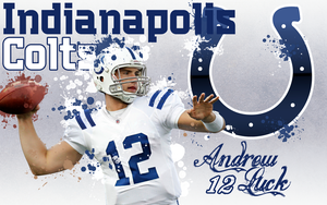 Andrew Luck Wallpaper by 1madhatter
