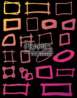 Brushes - Cool Frames by lilbrokenangel