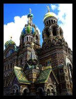 Russian Temple by ticky