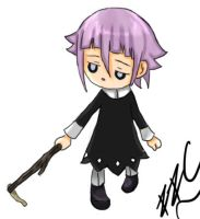crona as a kid by pictures-and-stuff