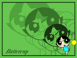 Buttercup Wallpaper 1 by PowerpuffBaylee