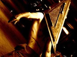 Pyramid Head by ChaosPhoto