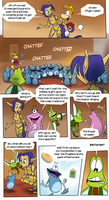 Rayman - Neocreation Day Fan Comic page 7 by EarthGwee
