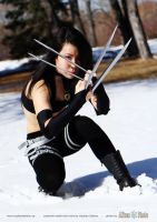 Xmen - X-23 9 by Hyokenseisou-Cosplay