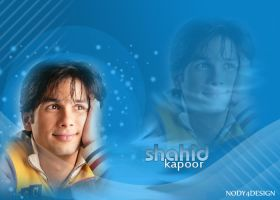 shahid kapoor by NODY4DESIGN