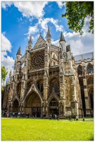 Westminster Abbey by Chomick