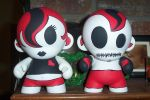 my munny couple by Dink08