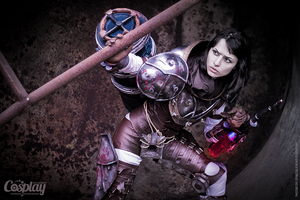 Big Sister / Bioshock by Calendario-Cosplay