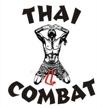 Thai Combat Logo by Artsworx