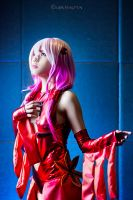 Guilty Crown - Inori Yuzuriha by KiraHokuten