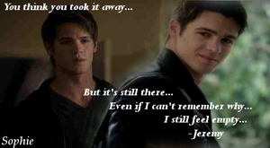 Jeremy Gilbert Sig/Banner by SophieTheVampire
