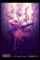 Medic Artwork - Team Fortress 2 by Prollgurke