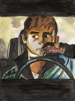 The Driver by MorgansDoor