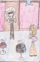 Marik's Shopping Spree by xDarkNecroFearx