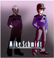 _:Mike Schmidt Concept:_ by The-Star-Hunter