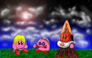 Art Request: Kirby Hats by REDTNT