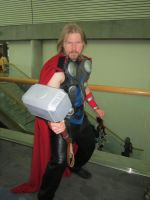 Fanime'12: Thor by theEmperorofShadows