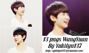 [Render pack #6 ] WangYuan  TFBOYS by yukilyn137