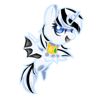 Chibi Crystal stripes DIE TO DIABETUS! by Crystalchan2D