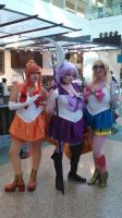 AX 2014 - Sailor Adventure Time by Elven-Jedi-X