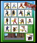 Capcom contest ,Final Fight caracters PACK by WarlockMaster