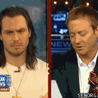WTF ANDREW WK by JohnEgderhp