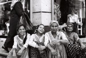 gypsies.. by lllaurore