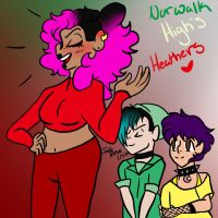 Norwalk high's heathers by midnight1142