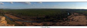Worlds View II - Panorama by mgfletcher