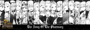The Song Of The Pharmacy by el-zheng